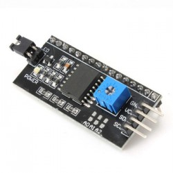 Модуль переходник LCD 1602 IIC/I2C