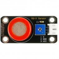 Arduino MQ3 gas sensor