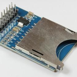 Arduino SD Card reader