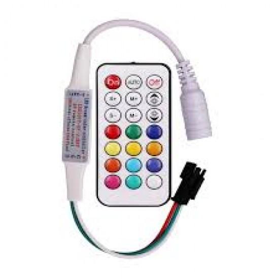 Контроллер RF 21key ws2812b