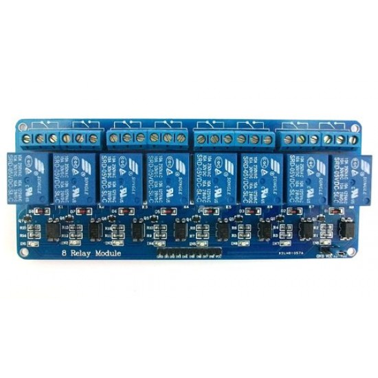 Arduino Relay 8 Channel