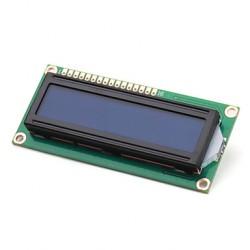 Дисплей 16х2 LCD 1602 ардуино
