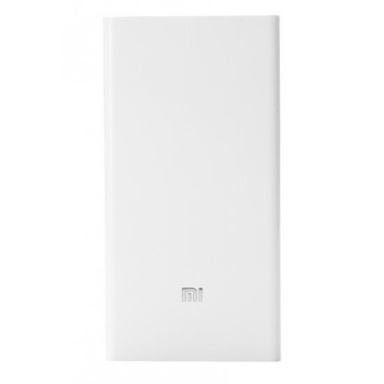 Универсальная батарея Power Bank Xiaomi mi power 20000мАч USB