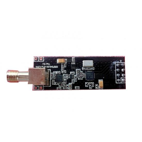 Радиомодуль nRF24L01+ 2.4GHz «Wi-Fi» Ардуино с внешней антенной
