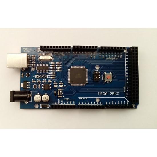 Arduino Mega 2560 r3 ch340g