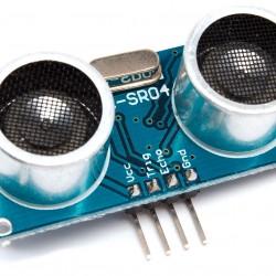 Ультразвуковой датчик расстояния HC-SR04 ардуино