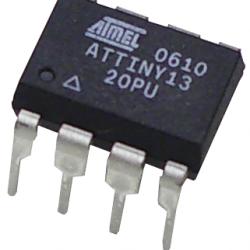 ATTINY13A-PU ATMEL AVR