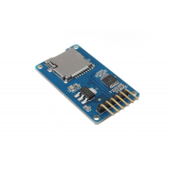 Arduino Micro SD Card reader