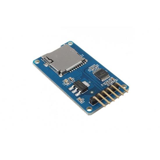 Arduino Micro SD Card reader
