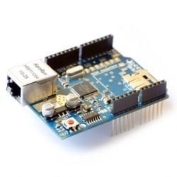 Ethernet W5100 Arduino, Internet shield