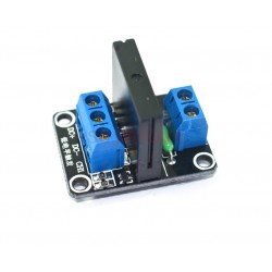 Arduino Relay 1 Channel Solid State G3MB-202P