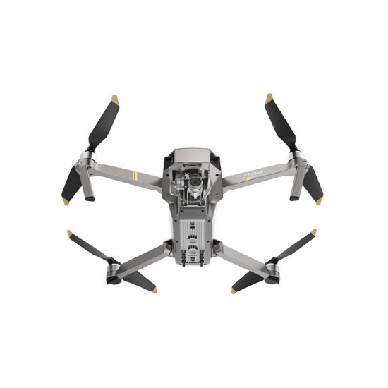 Quadcopter DJI Mavic Pro Platinum Fly More Combo Drone