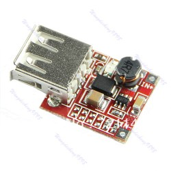 3.0-4.5 -> 5V DC-DC USB Boost Converter