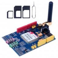 GSM Shield SIM900A v4.0 900/1800 MHz GPRS SMS Diy