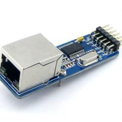 Ethernet module ENC28J60 Arduino