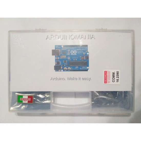 Starter Kit with Arduino Nano Updated Starter Kit