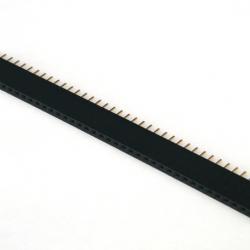 Межплатный разъём мама 2.54 мм (40 пин) PBS-40