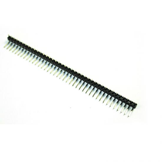 Гребенка папа 2.54 мм (40 пин) PLSR-40