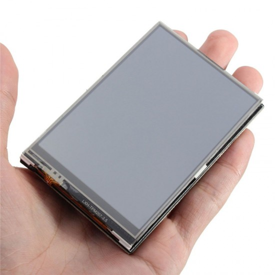 """3.5 """"color touch screen TFT-shield 320 x 480 for Orange Pi"""