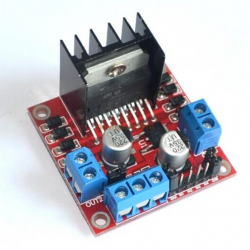 Arduino L298N engine driver
