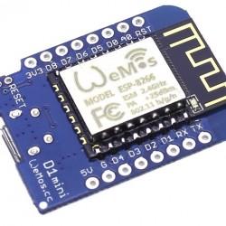 плата разработчика WEMOS D1 mini ESP8266 esp-12F wi-fi модуль ардуино arduino